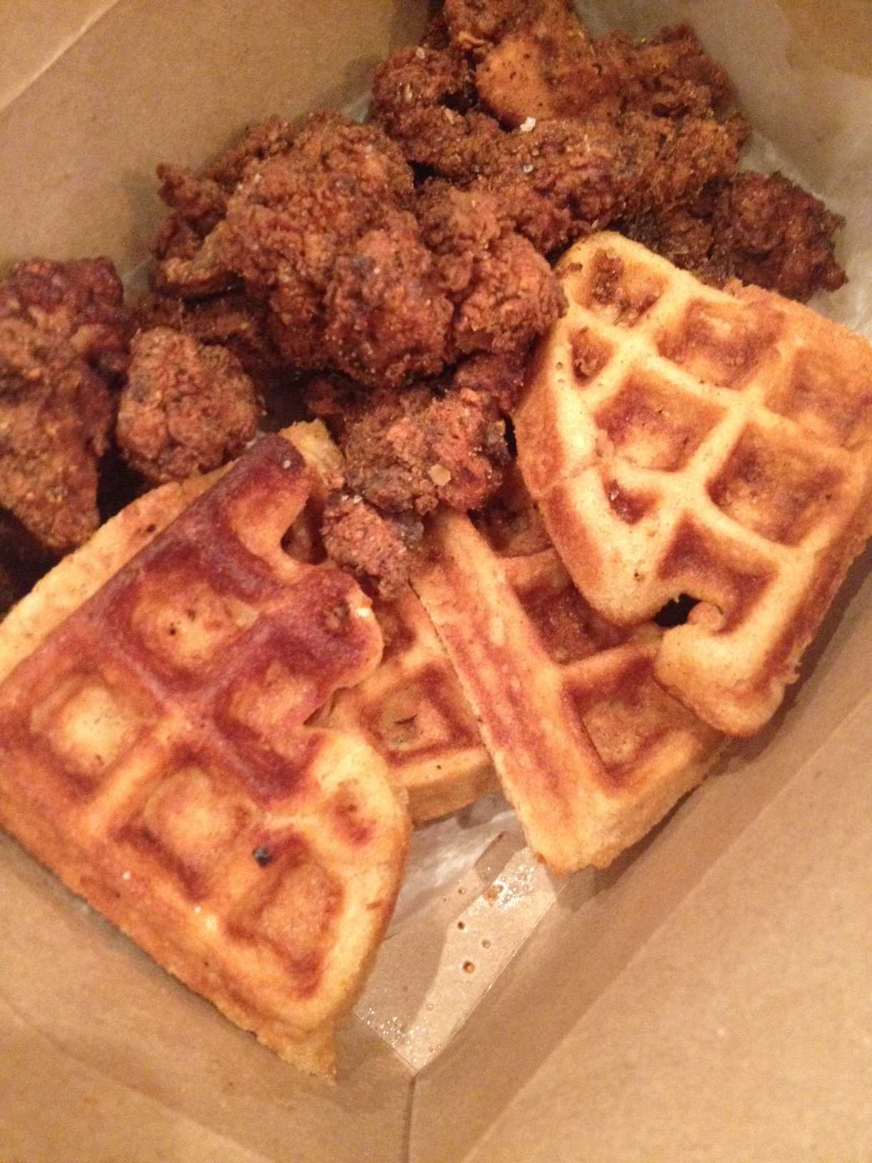 Chicken and Waffles at DCity Smokehouse.jpg