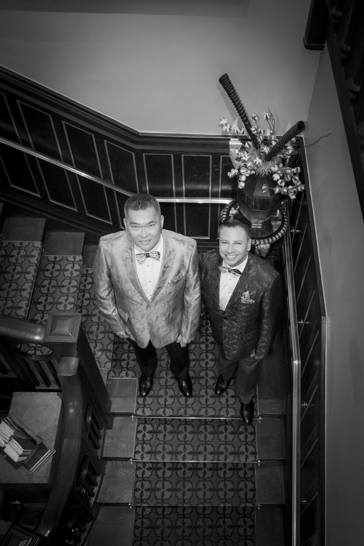 Love Wins: My Big Fat Gay Wedding in Texas I Image Copyright Alberto Lama Photography