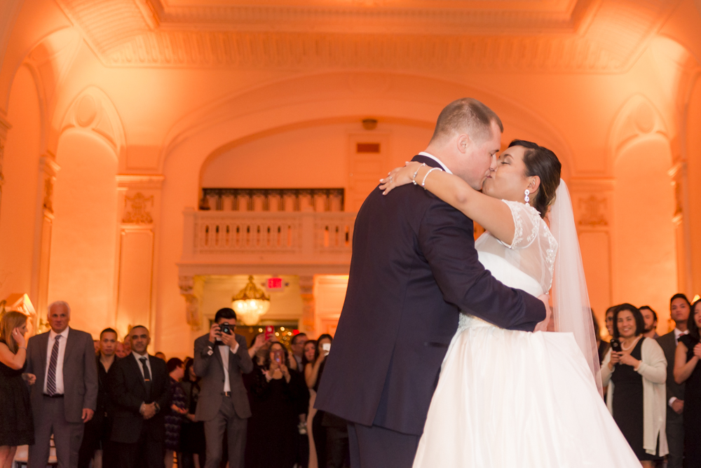 Pauline & Patrick Wedding at The Bourne Mansion 3/3/17 by Alberto Lama Photography