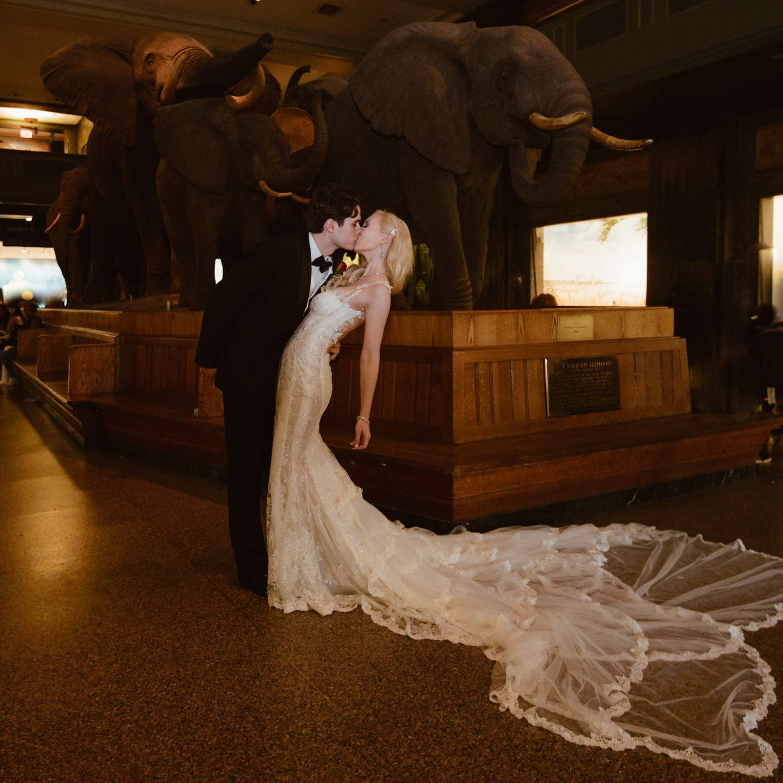 New York Museum Wedding Photographer