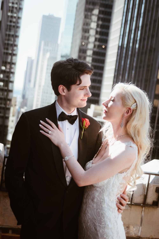 NY Lexington Hotel Wedding