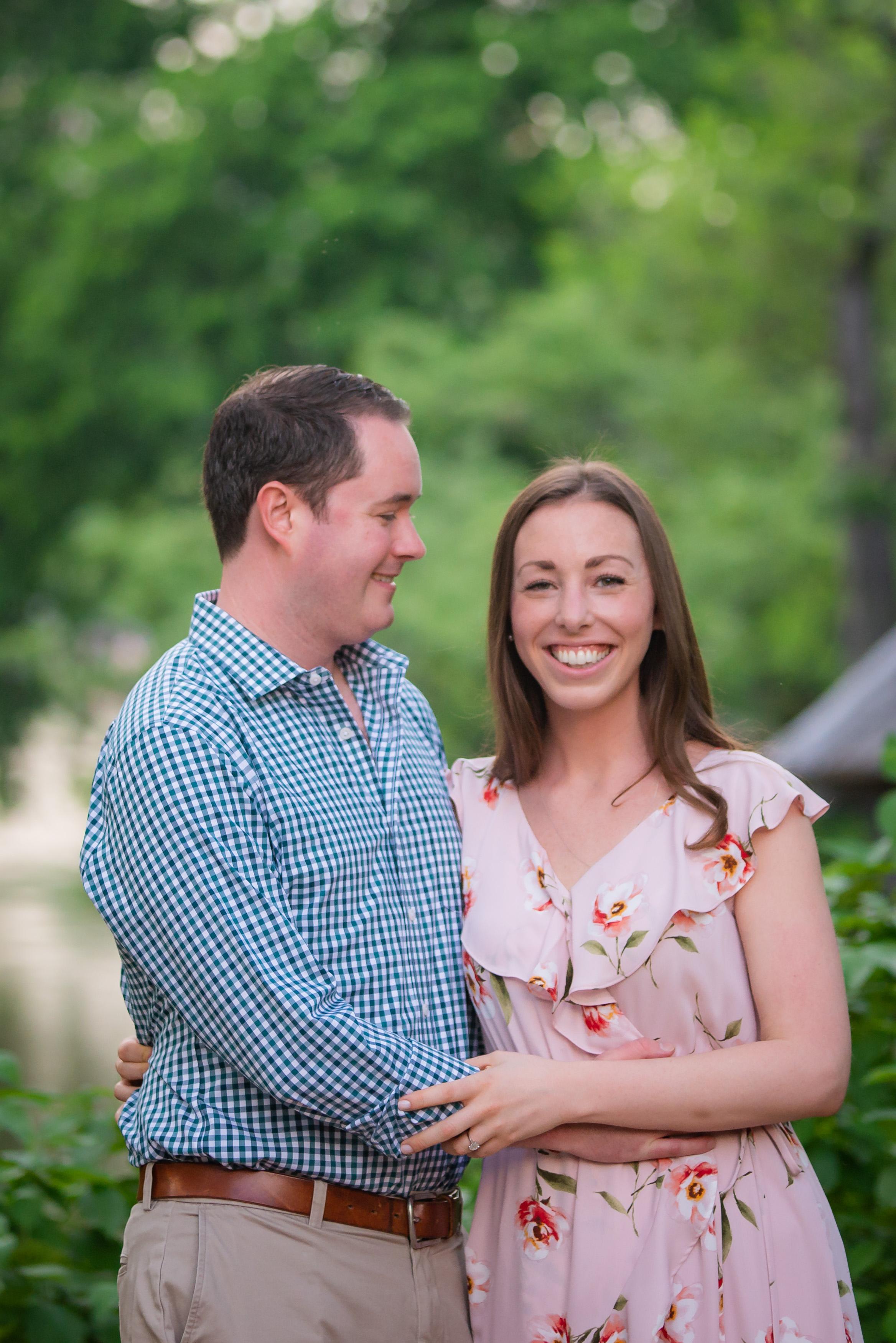 Carolina & Sean Engagement session by Unveiled-Weddings.com