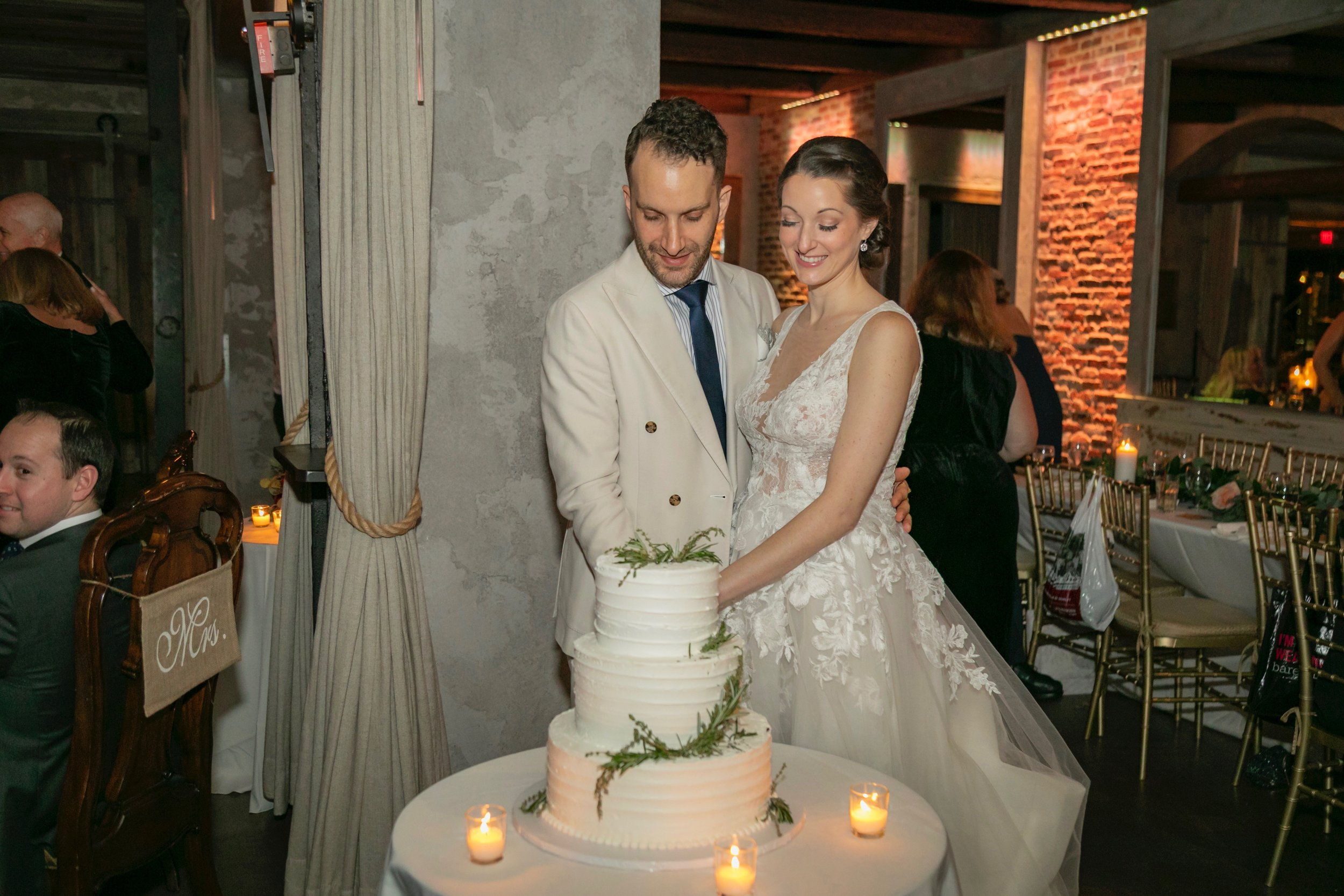 Colleen & Filippo wedding at The Loft by Bridge View by Unveiled-Weddings.com #TheLoftByBridgeView #LongIslandWedding