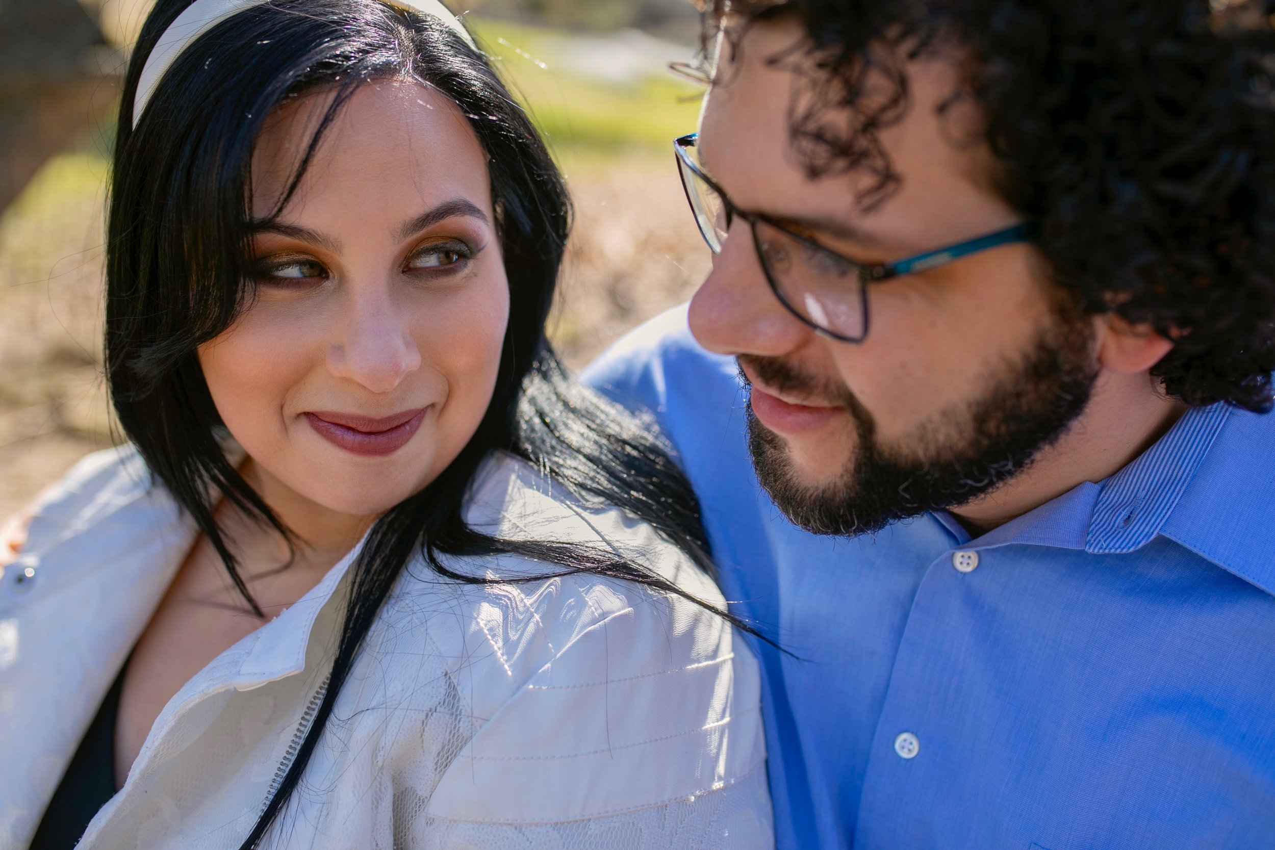 Reezan & Ezequiel Engagement session In New York City by Unveiled-Weddings.com