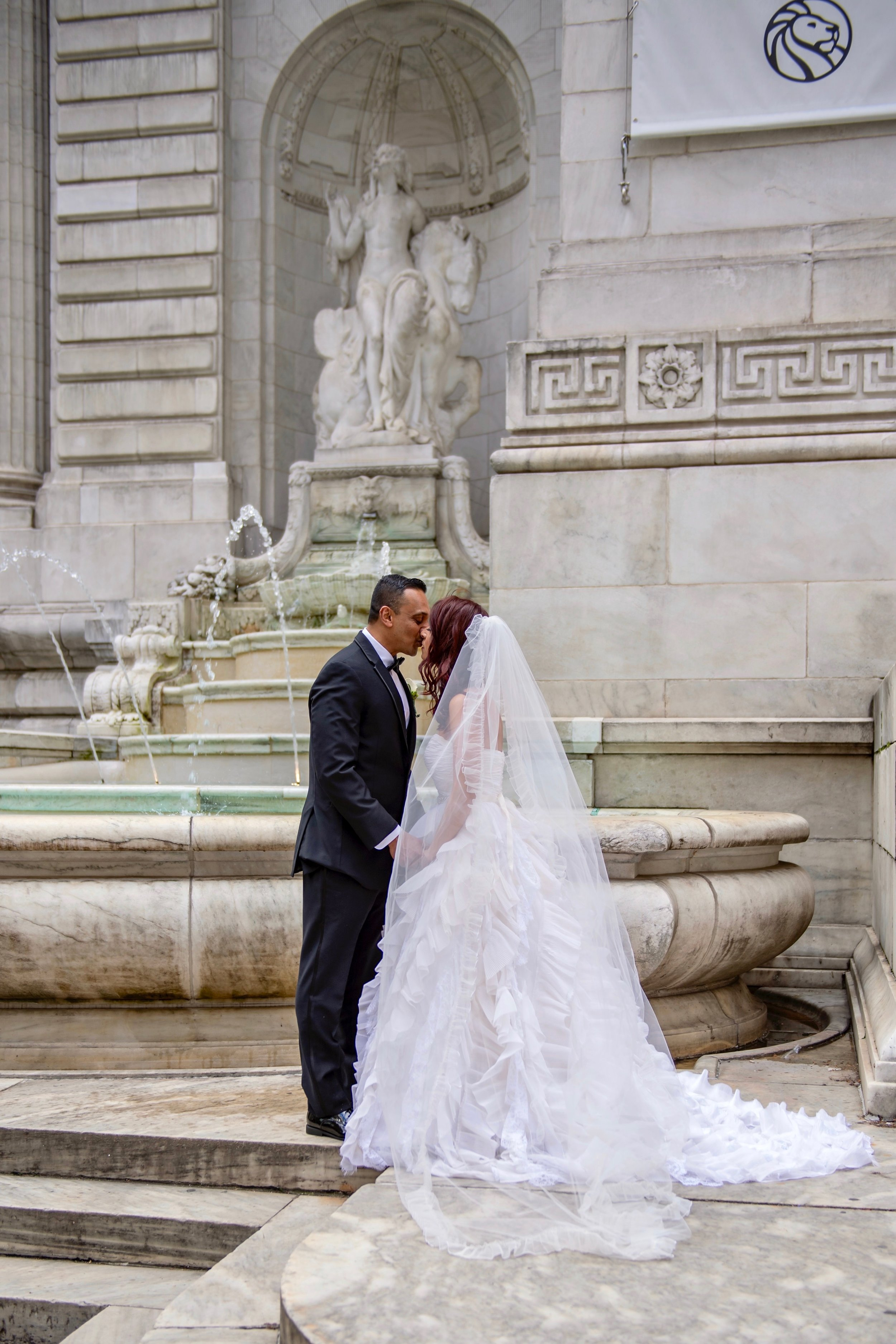 Barbara & Giri wedding at 3 West Club in NYC by Unveiled-Weddings.com