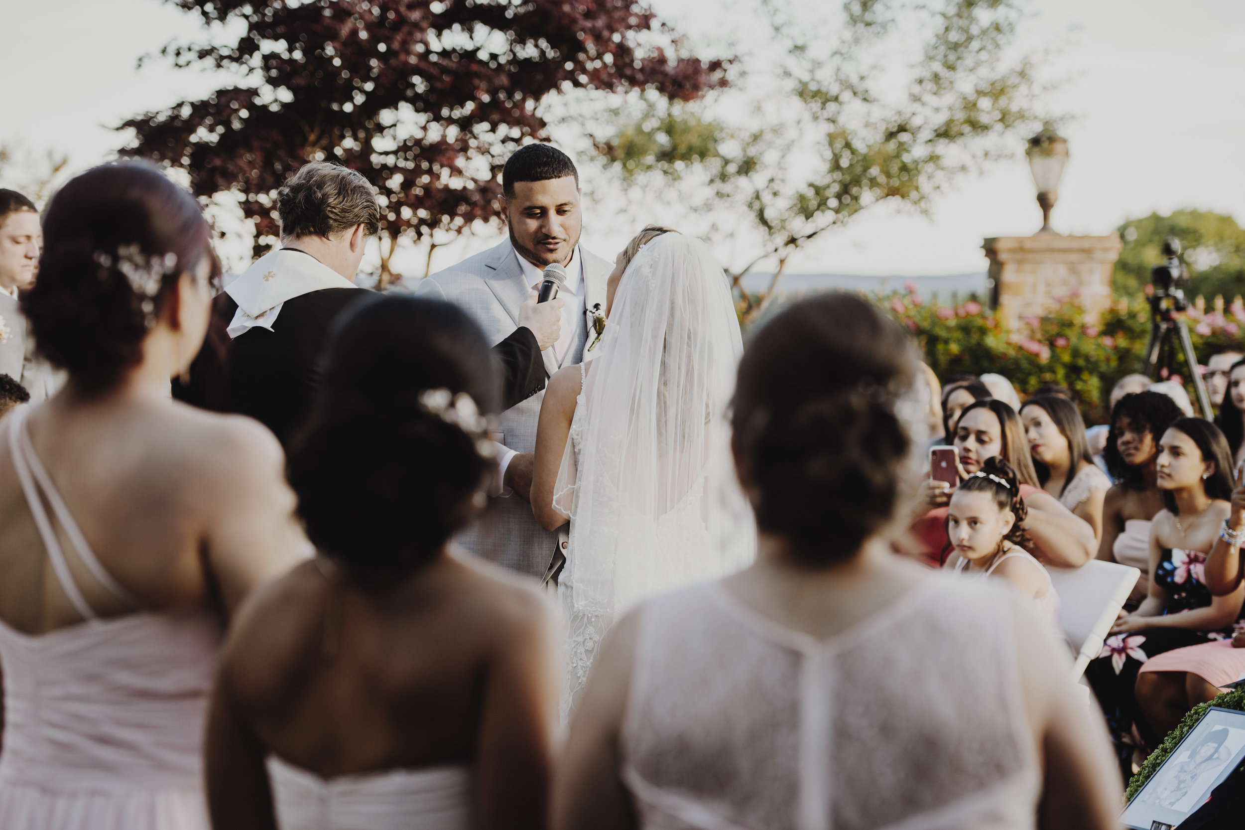 Yesenia & Sam Wedding at Giorgio's by Unveiled-Weddings.com