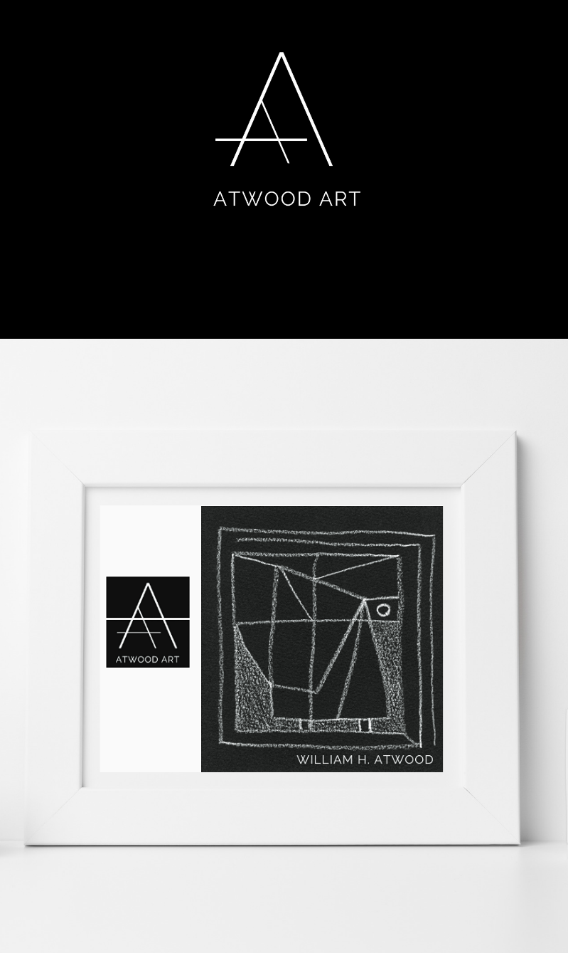 Atwood Art Logo + Event Design by Brightworks