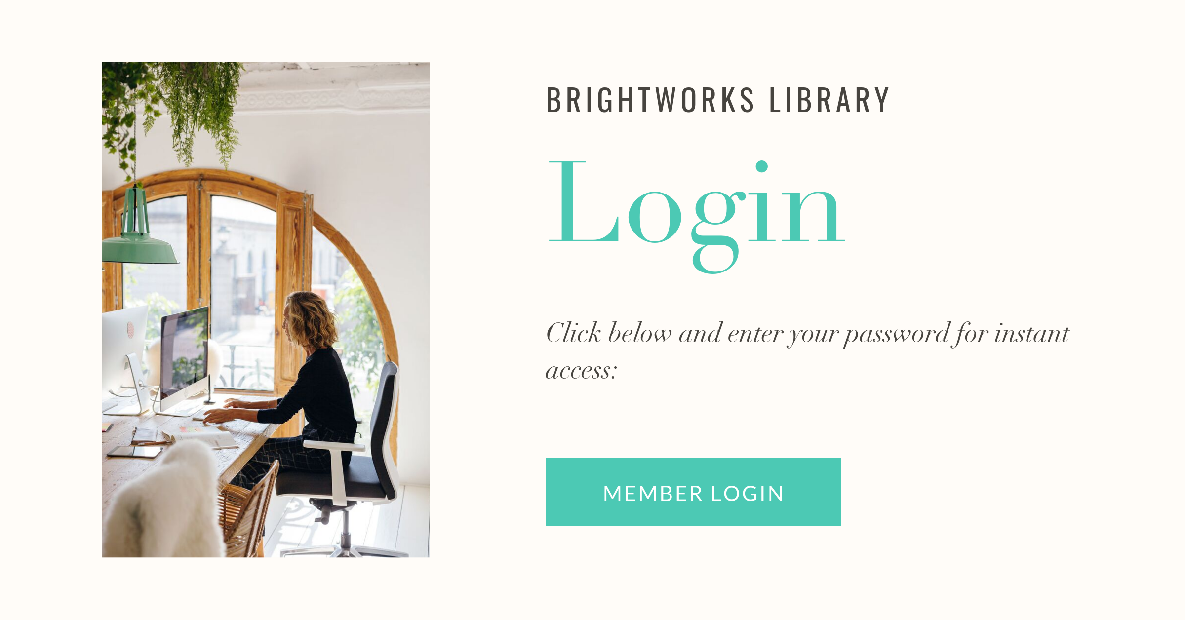 Brightworks Library Login.png