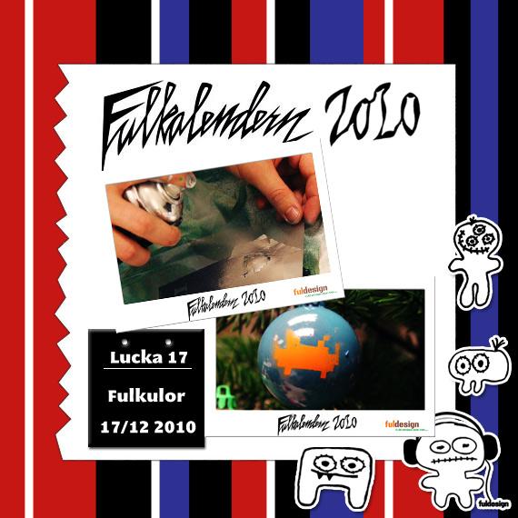 Lucka 17 Fulkulor