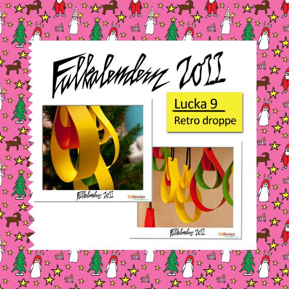 Lucka 9 Retrodroppe