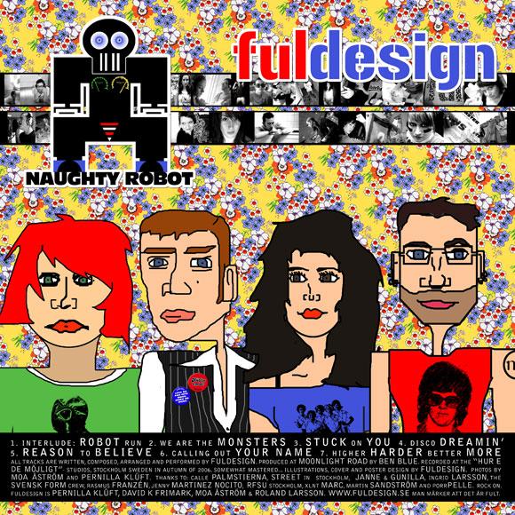 Naughty Robot affisch