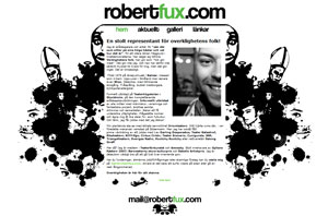 Robert Fux blogg
