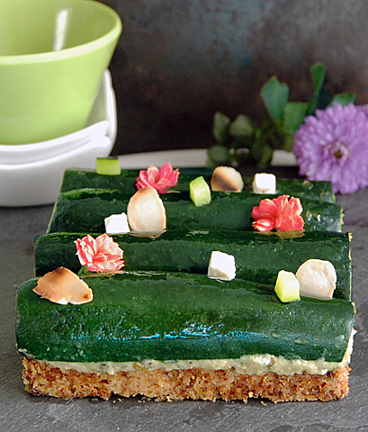 kitchencrise tarte à la féta