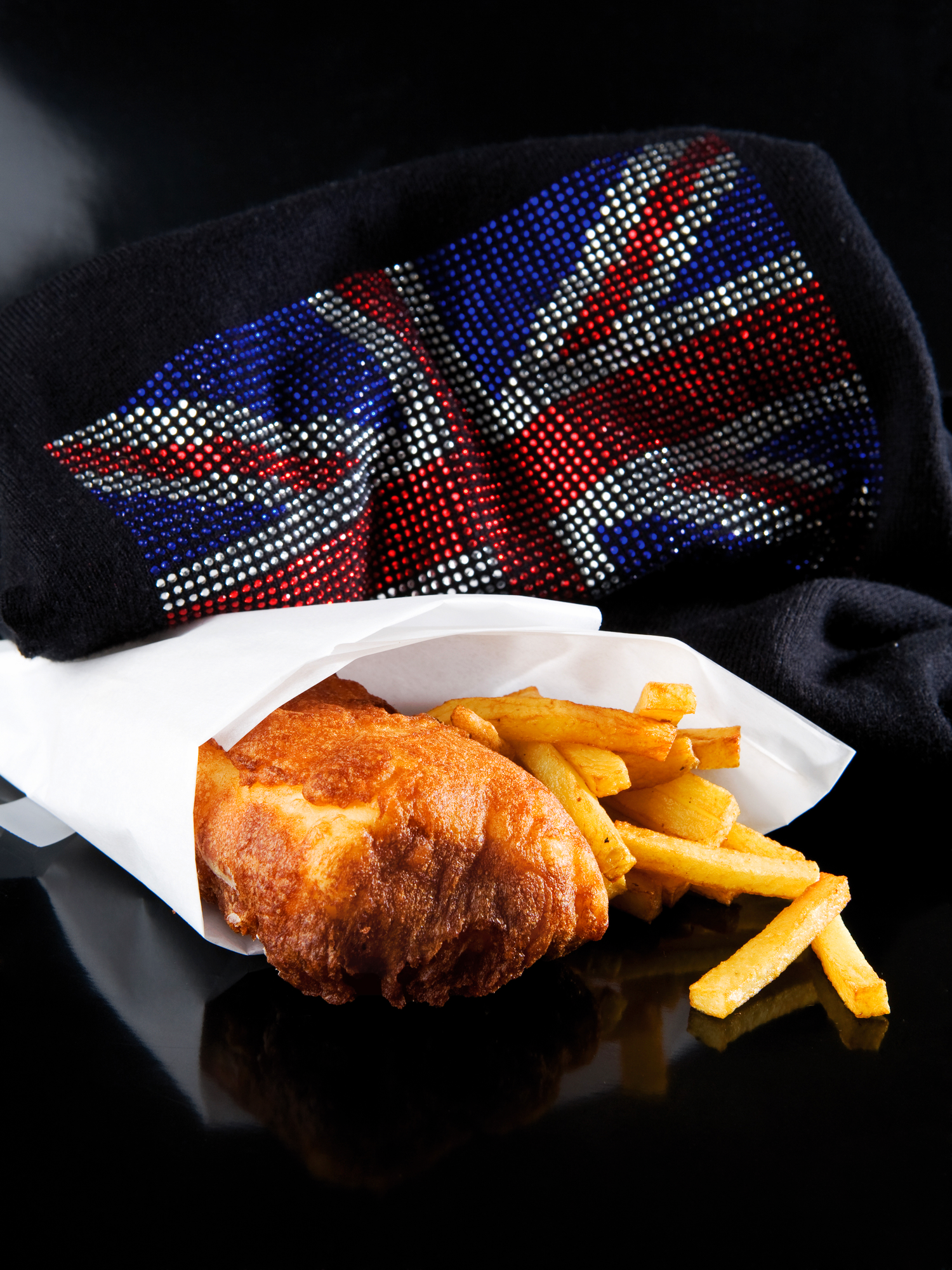 Oh my god, du fish and chips !