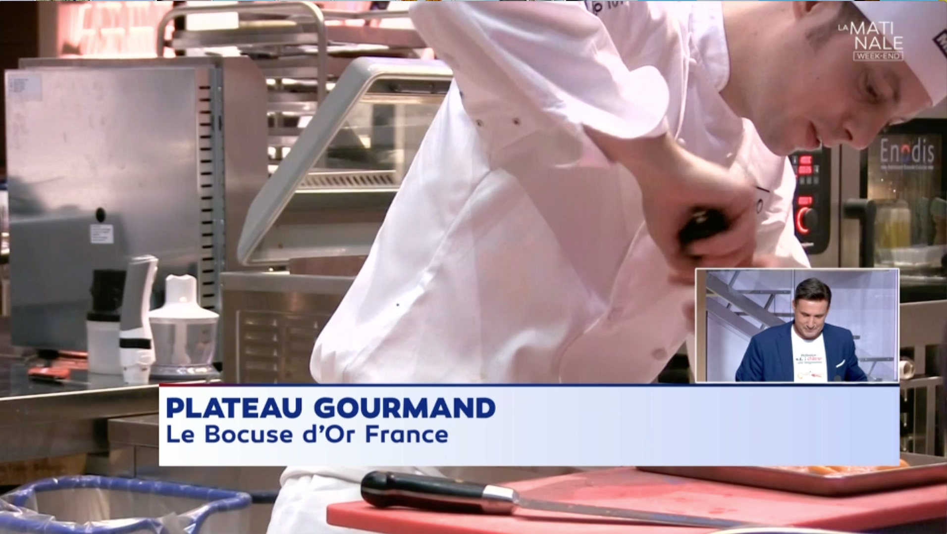 plateau gourmand Cyril Rouquet-Prévost