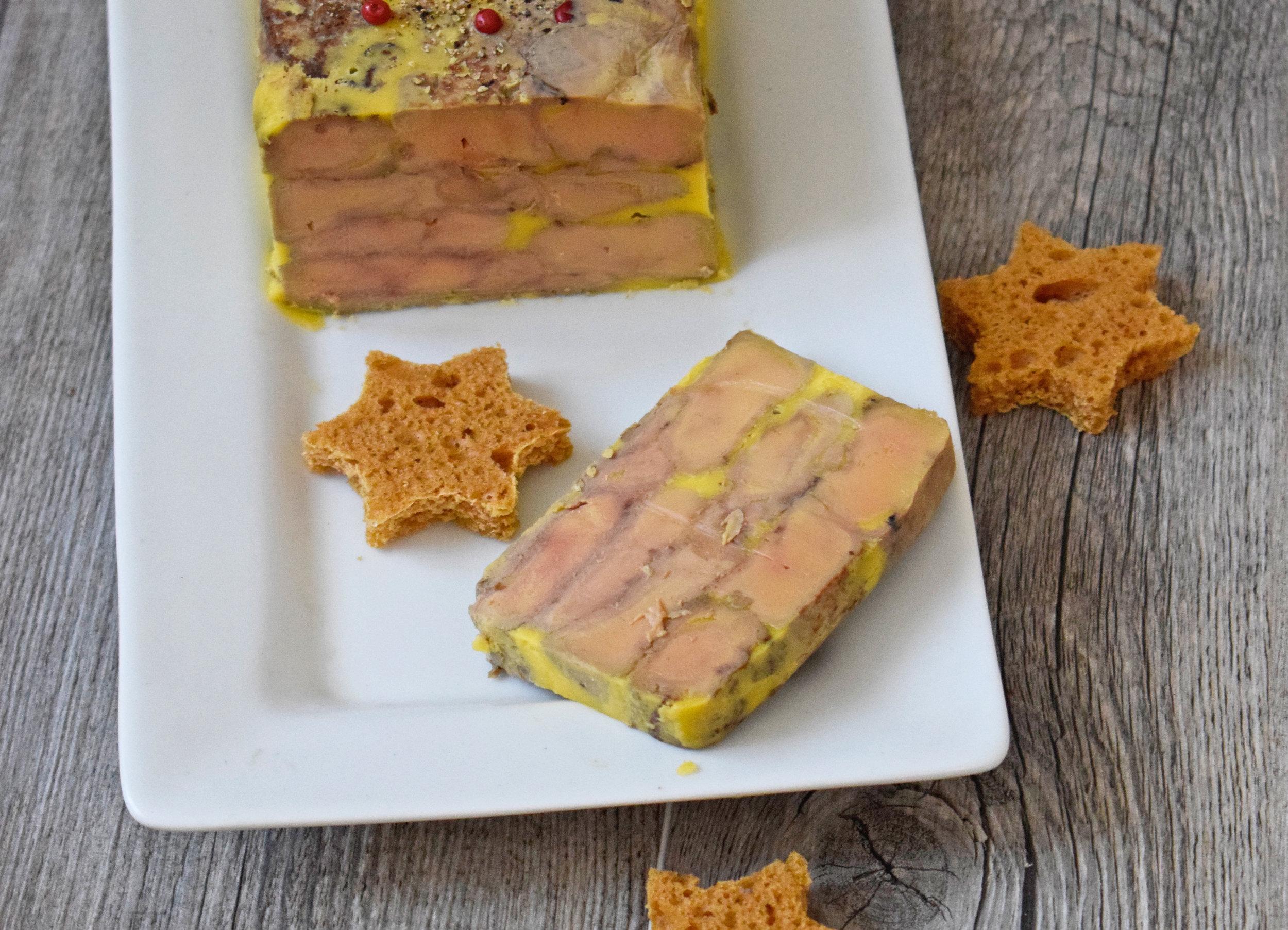 foie gras cyril rouquet-prévost