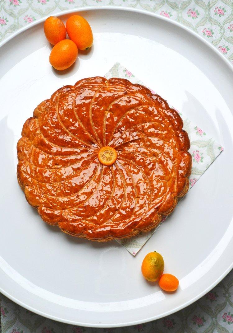 galette citron Cyril Rouquet-Prévost