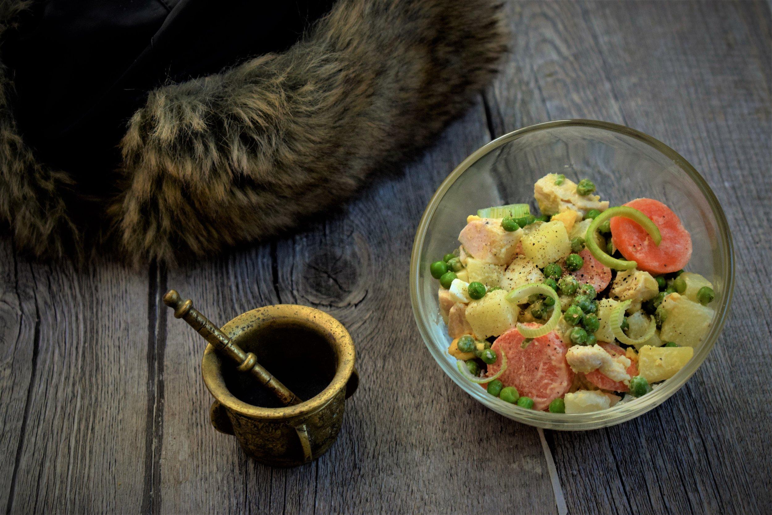 salade russe LCI Cyril Rouquet-Prévost