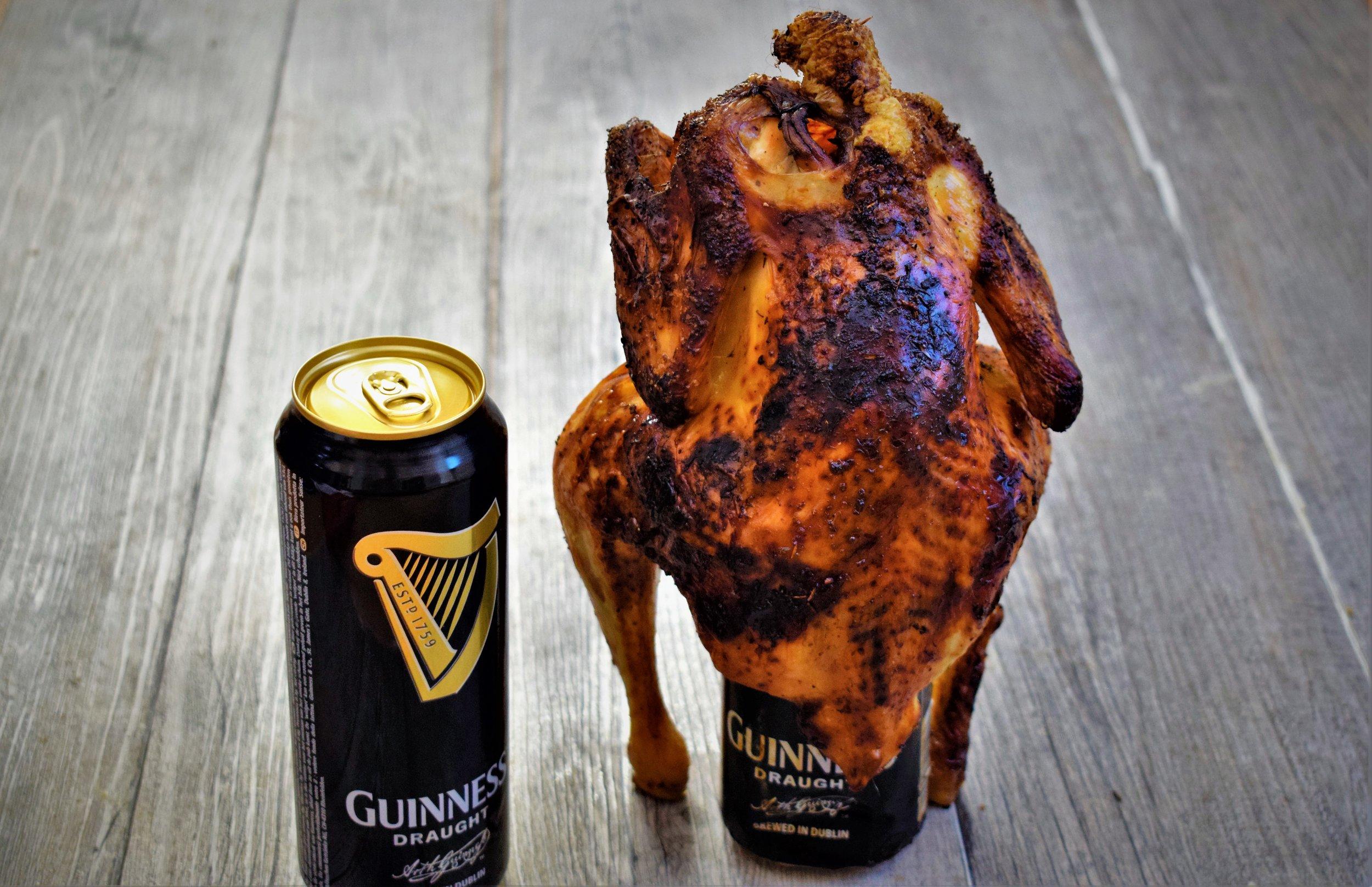 poulet guinness Cyril Rouquet-Prévost