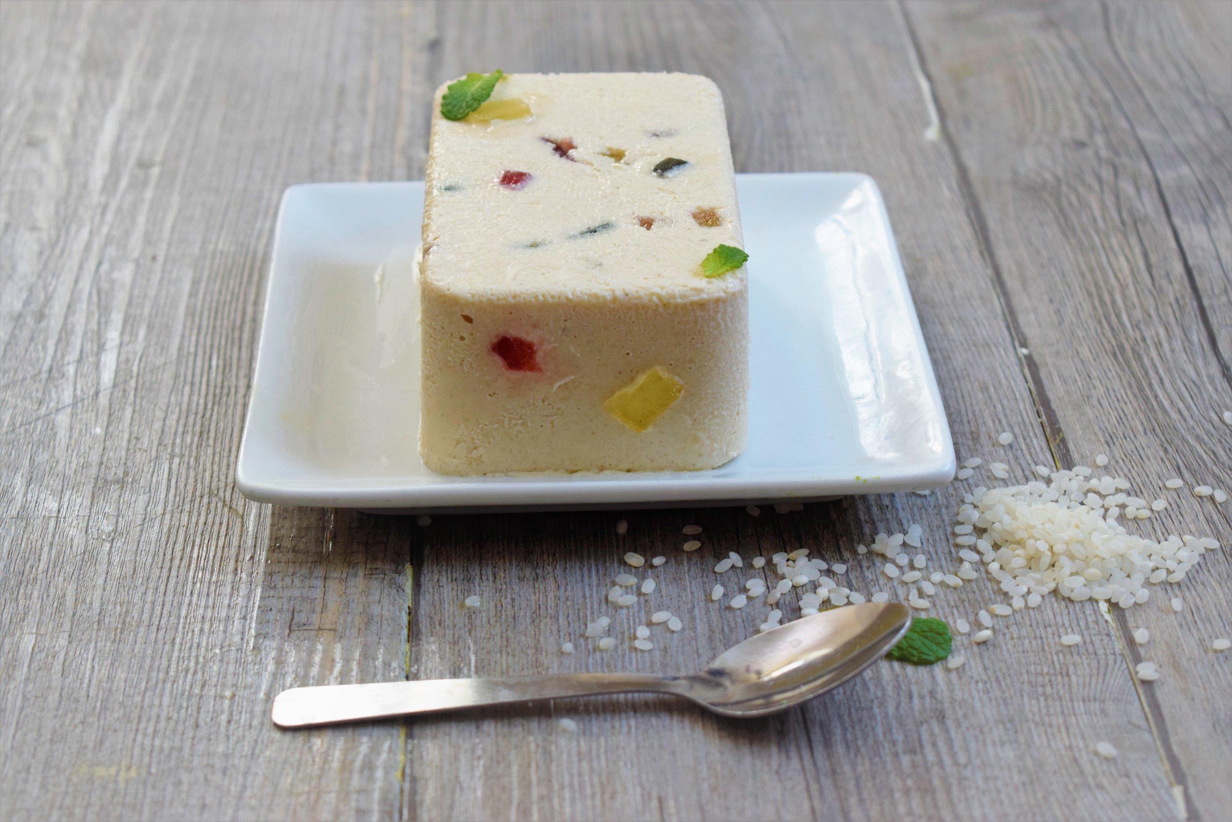glace au riz Cyril Rouquet-Prévost