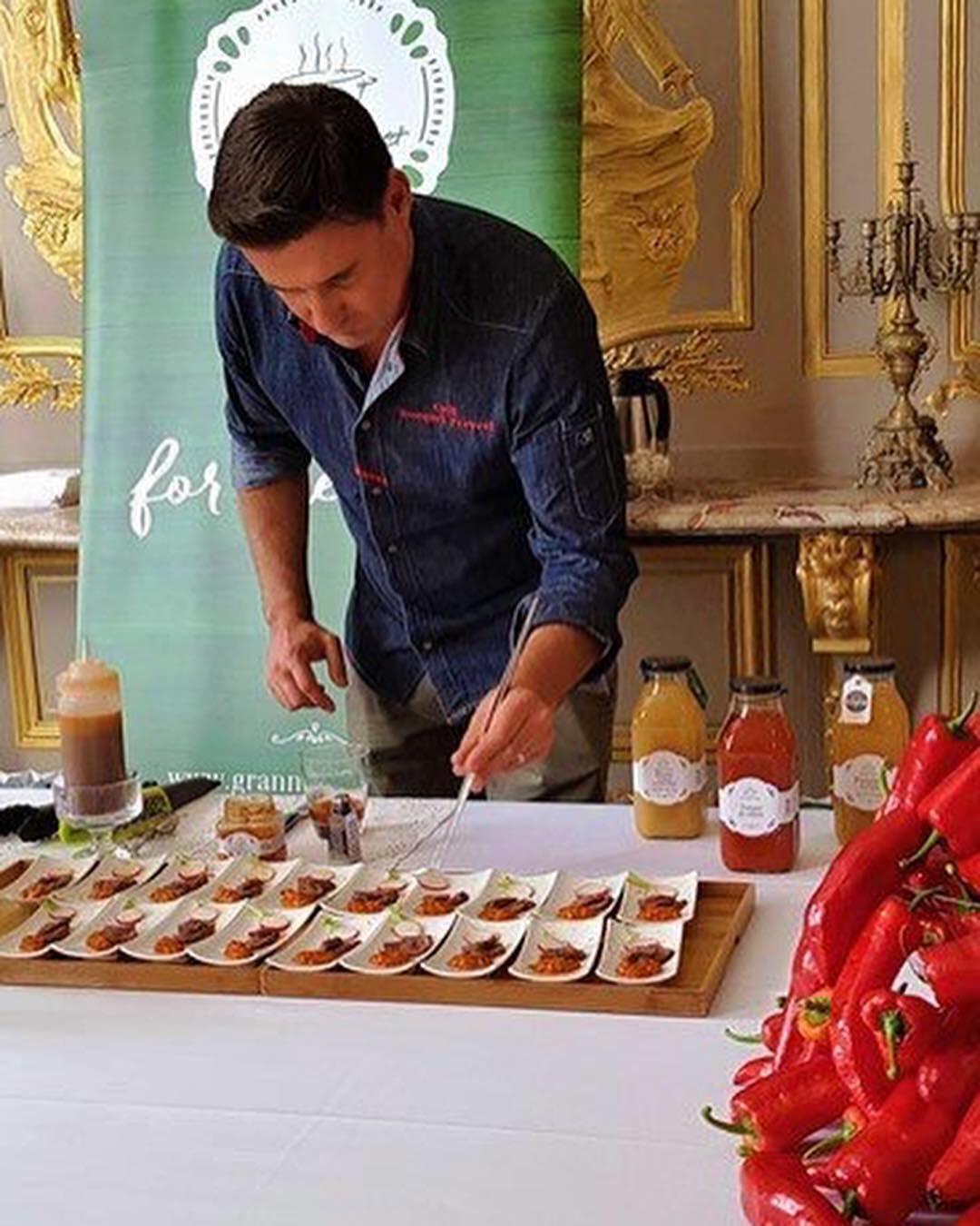 cyril rouquet-prévot Chef Privé