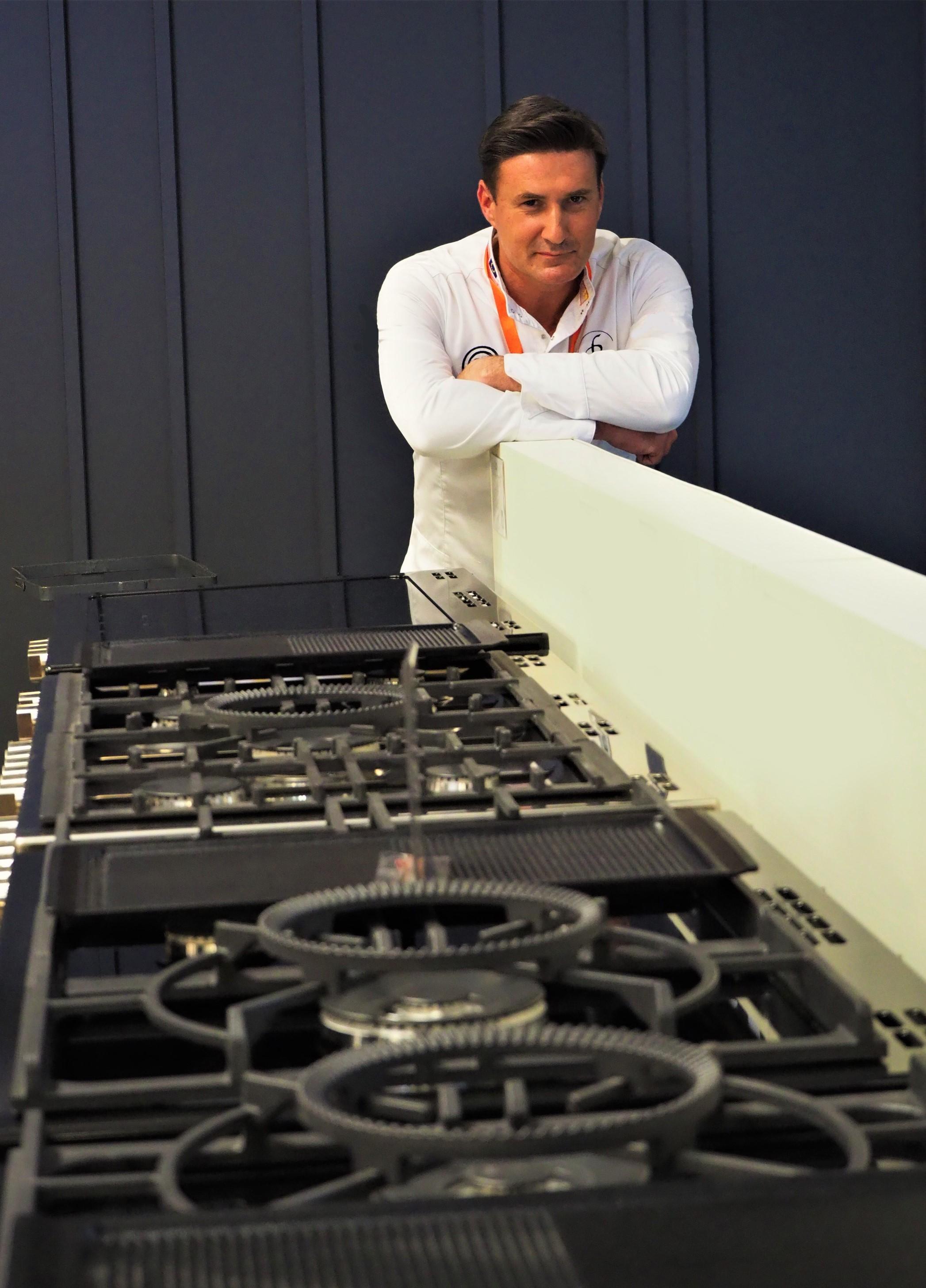 Chef Cyril Rouquet-Prévost
