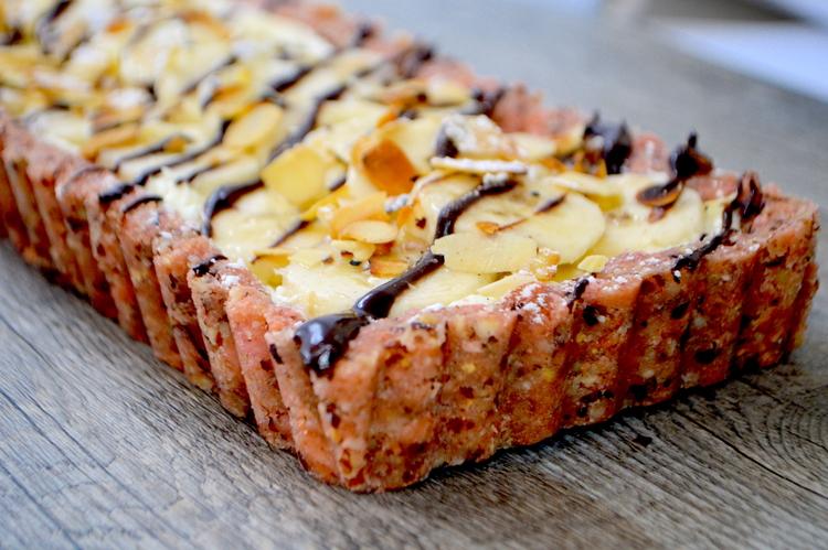 tarte antigaspi #cyrilrouquetprevost #chef