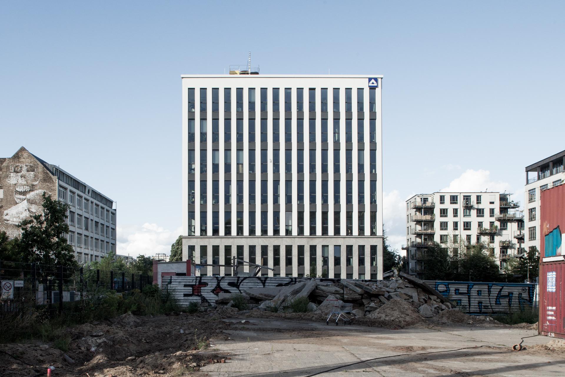 HOCHTIEF headquarters, Berlin (DE)