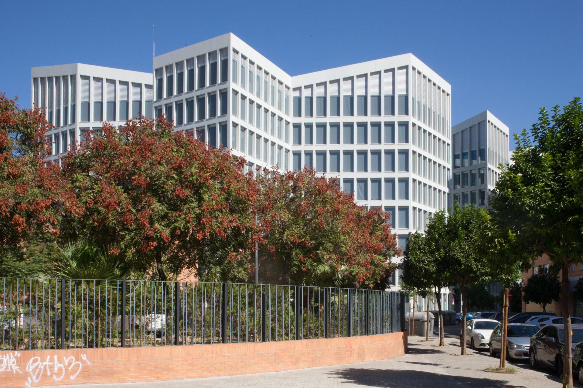 Edificio Picasso, Seville (ES)