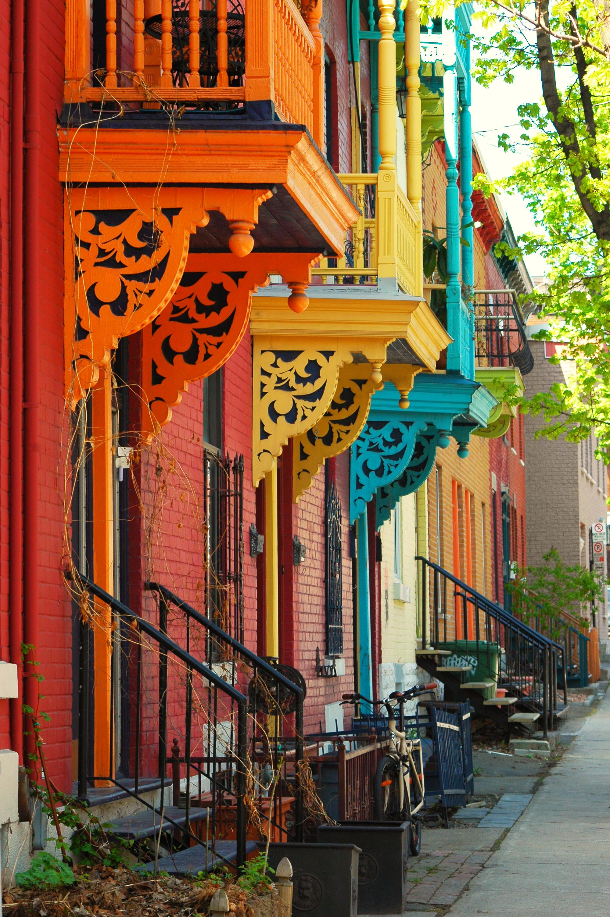 ....Dans les rues de Montréal..On the streets of Montreal....