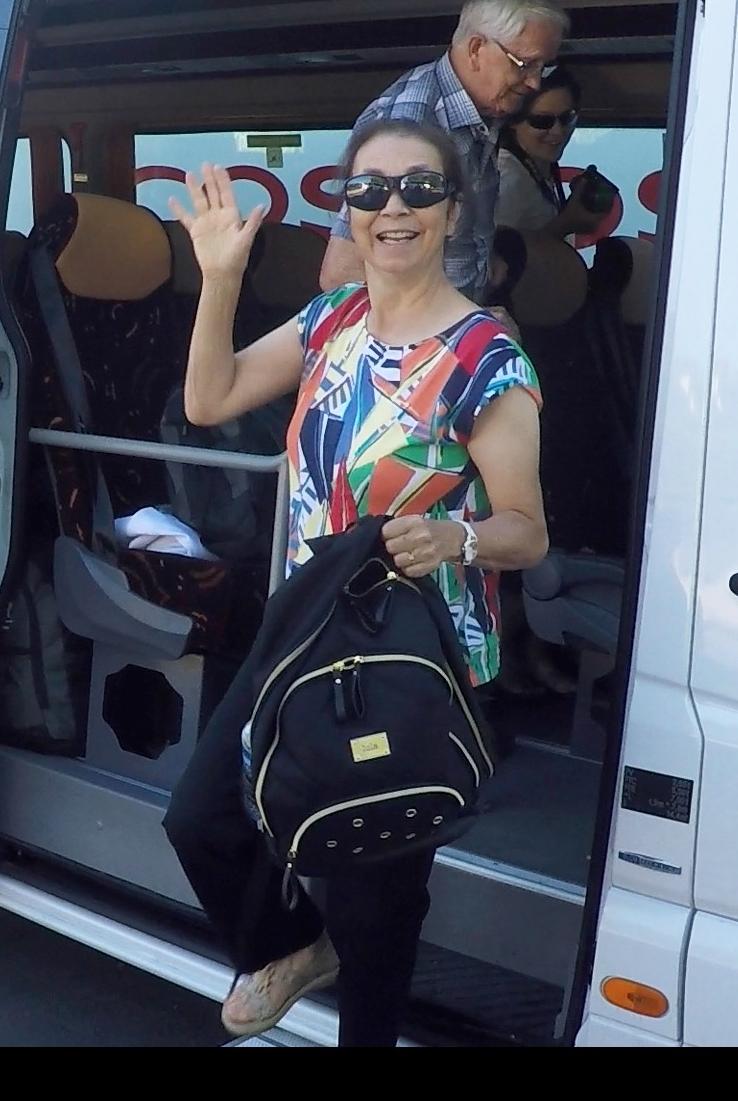Sylvie pèlerinage