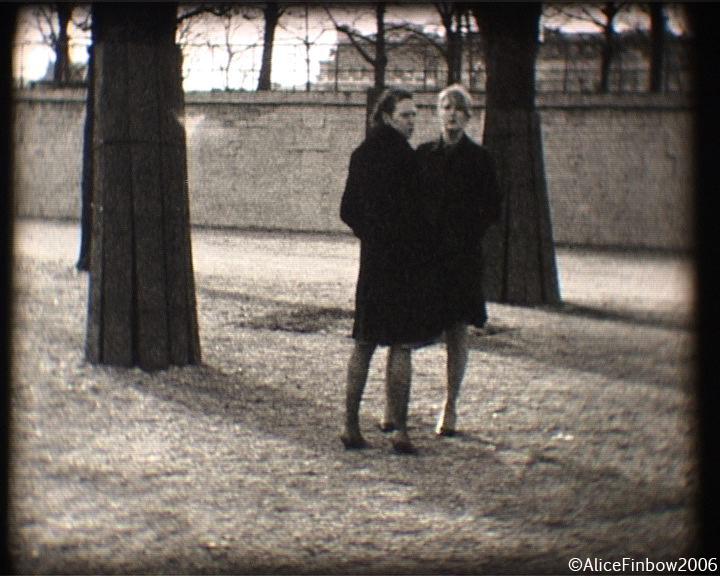 Still taken from  Spies , 2006