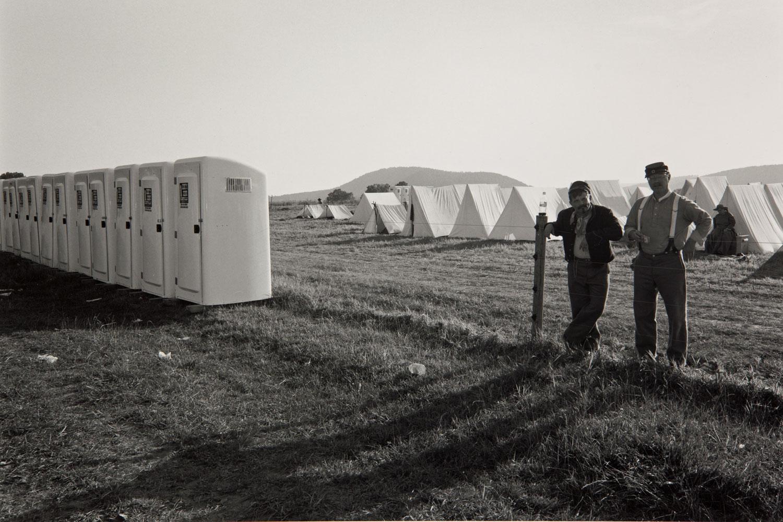 Encampment, Gettysburg