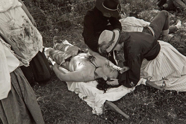 Re-enactors, Gettysburg (II)