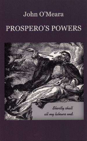 John O'Meara Shakespeare Prospero's Powers