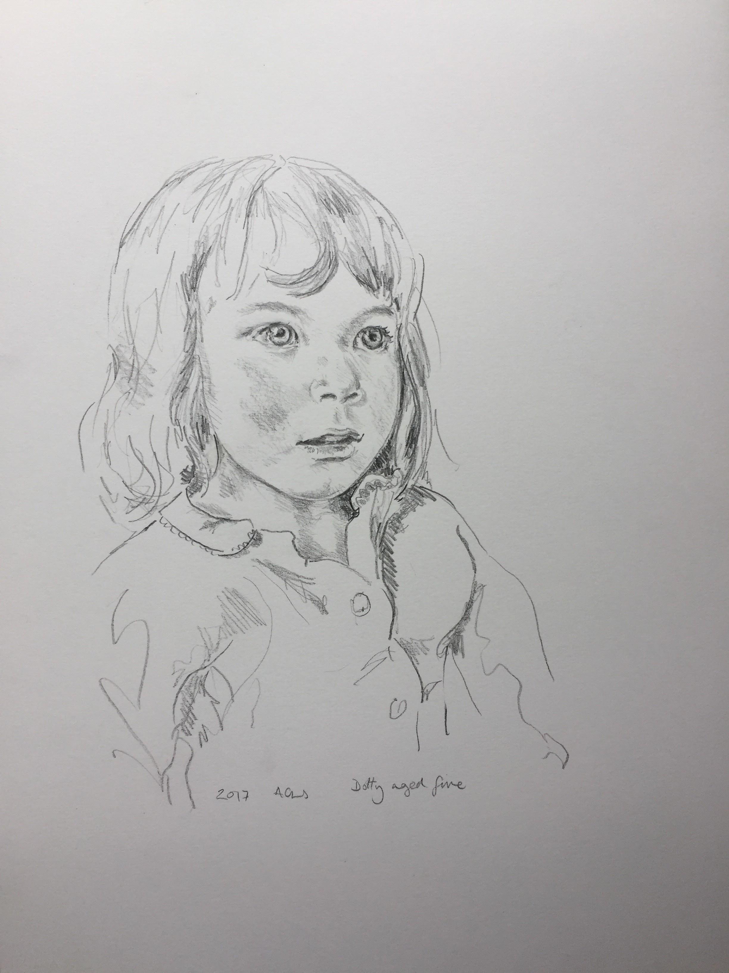 Dotty aged 5.JPG