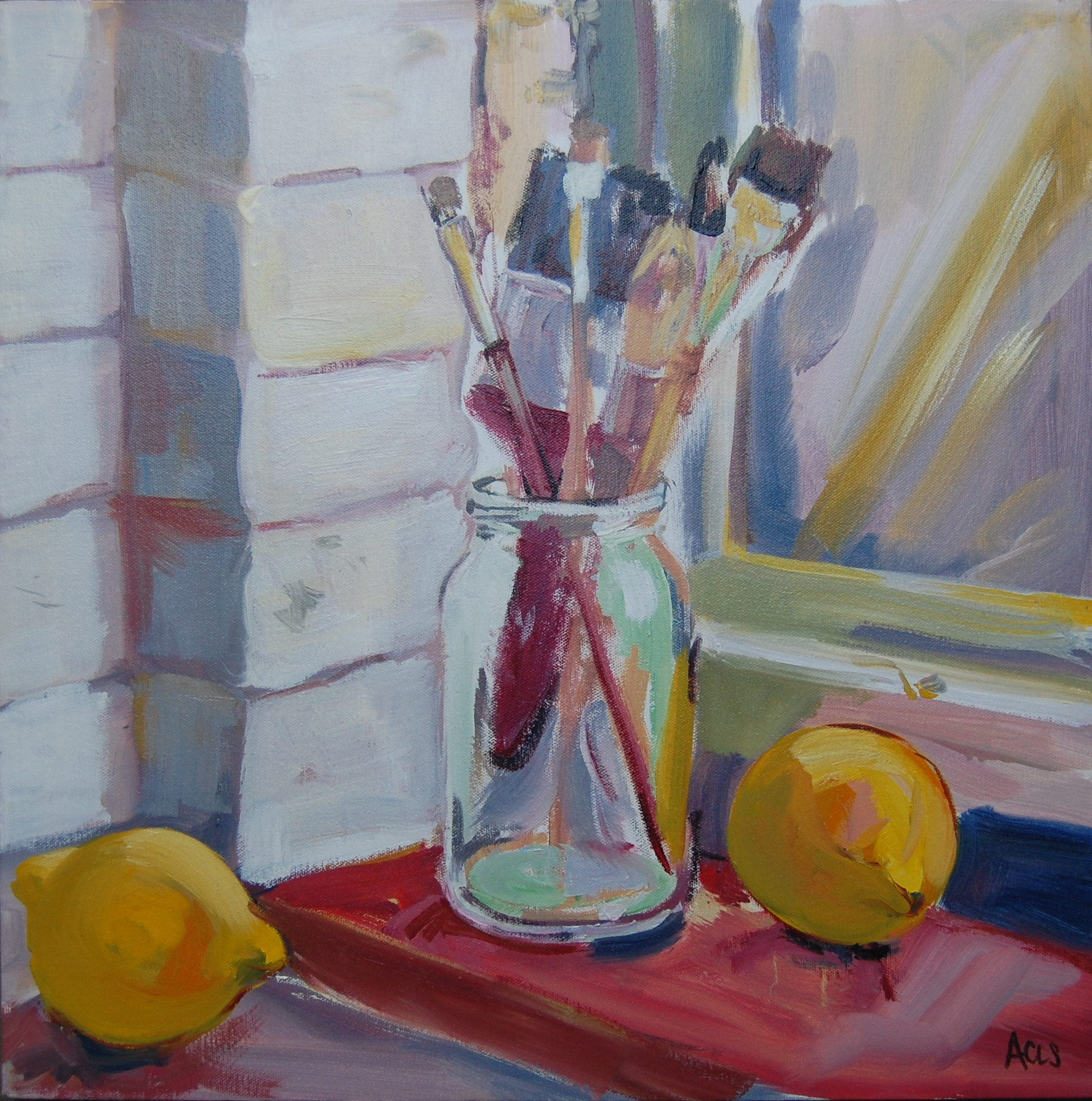 Still Life with Brushes.JPG