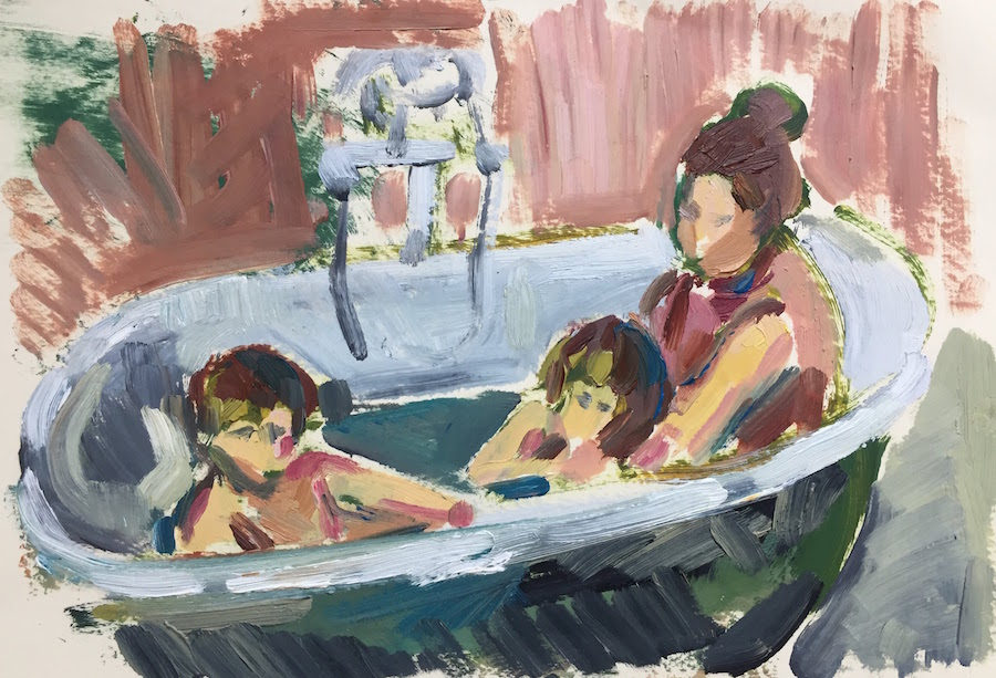 Motherhood: Bath 2.JPG