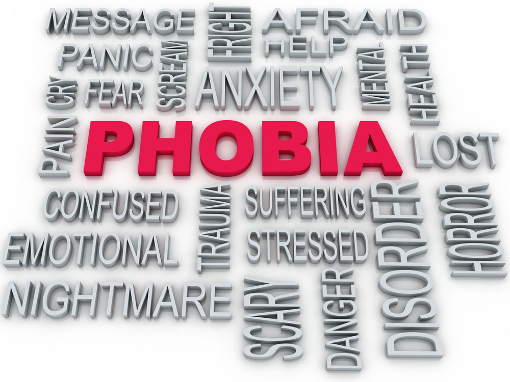 Go here for information on how we can help with phobias.