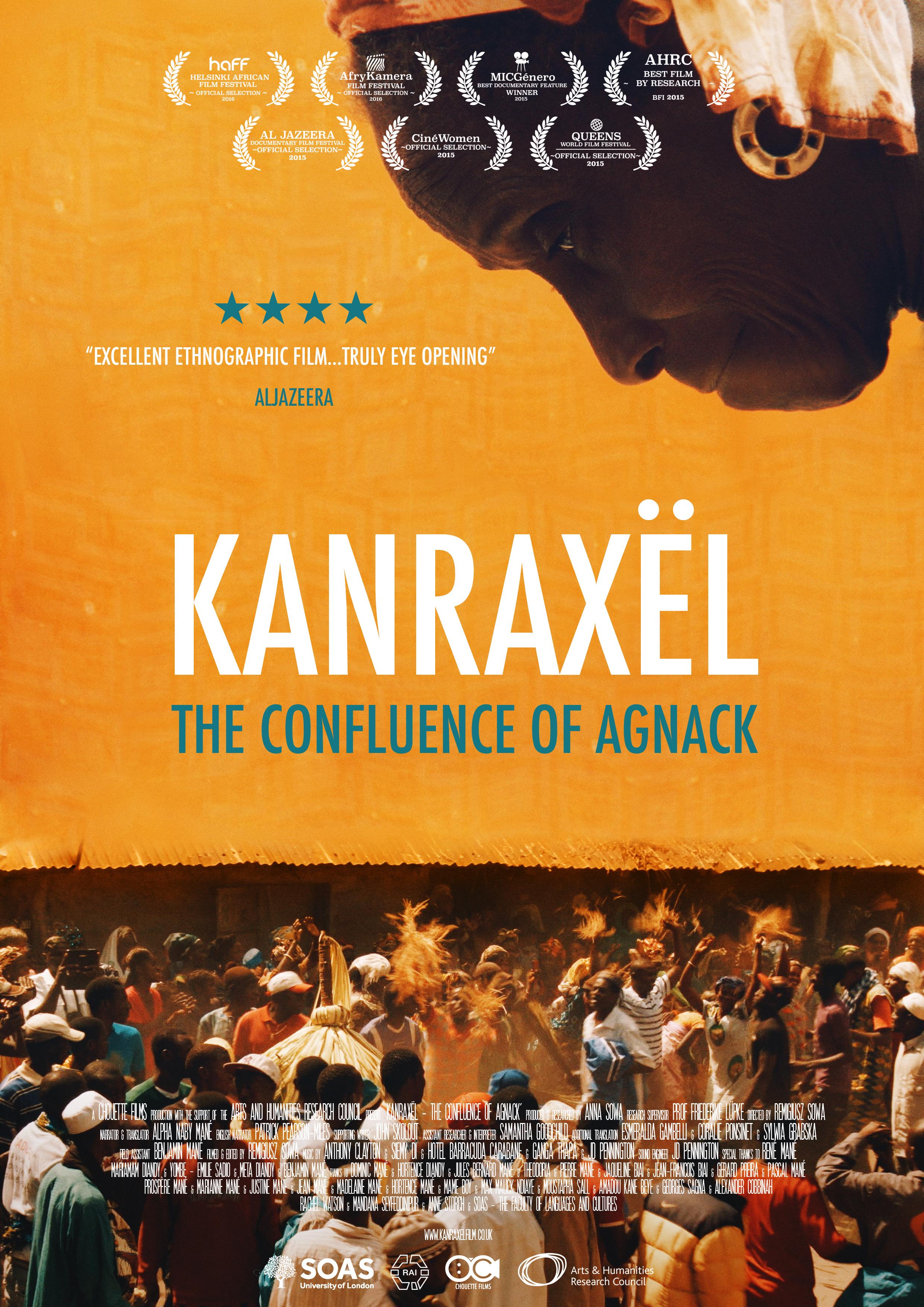 KANRAXËL - THE CONFLUENCE OF AGNACK