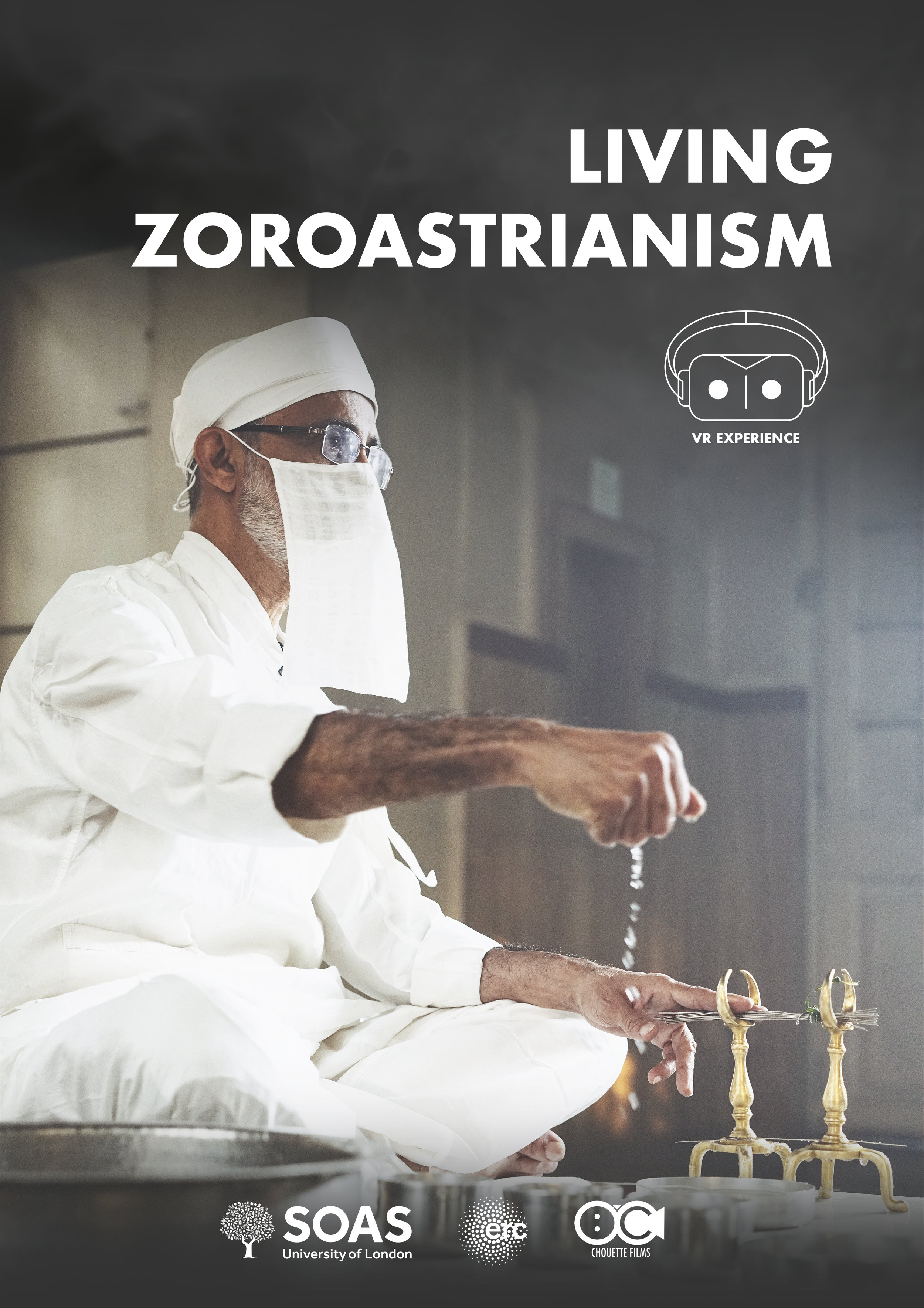 Living Zoroastrianism VR Installation