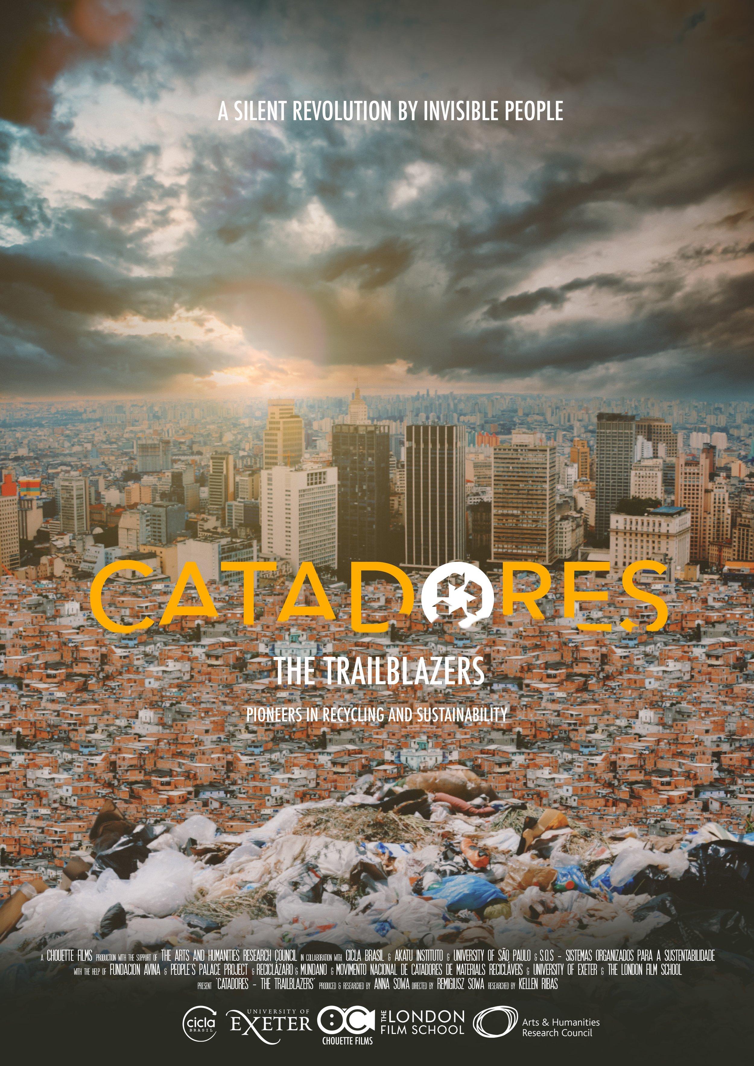 CATADORES - THE TRAILBLAZERS