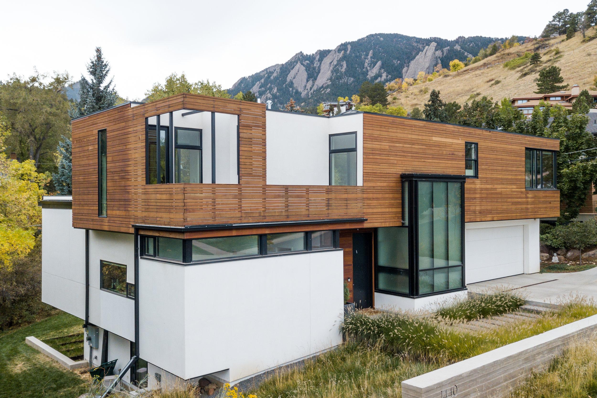 NoBo Residence - Boulder, Colorado