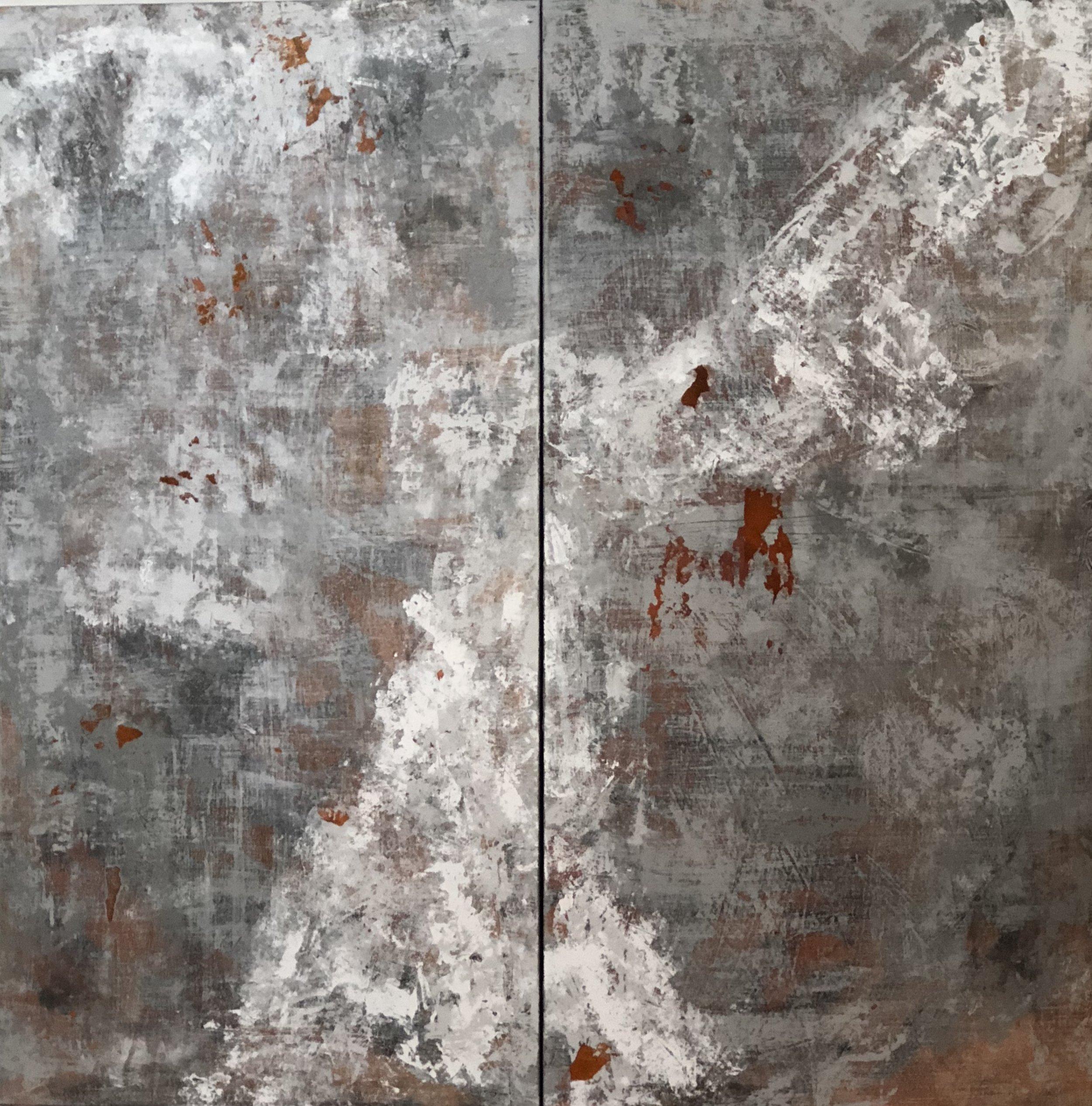 NYC Subway Inspiration Series: Walls look back