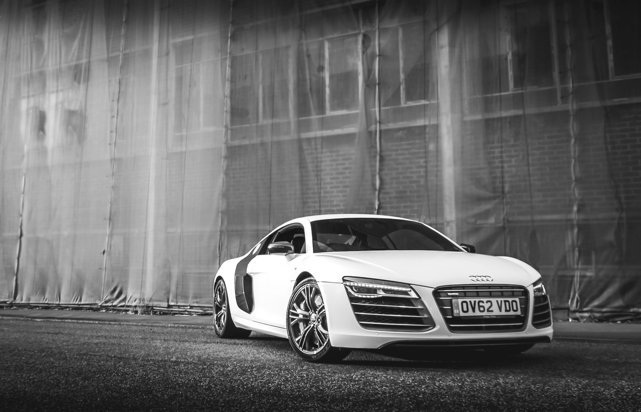 Audi R8 V10 Plus by Ross Jukes Photography