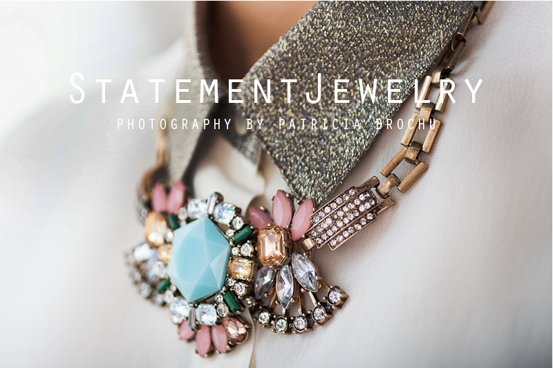 statement Jewelry necklace mademoiselle jules