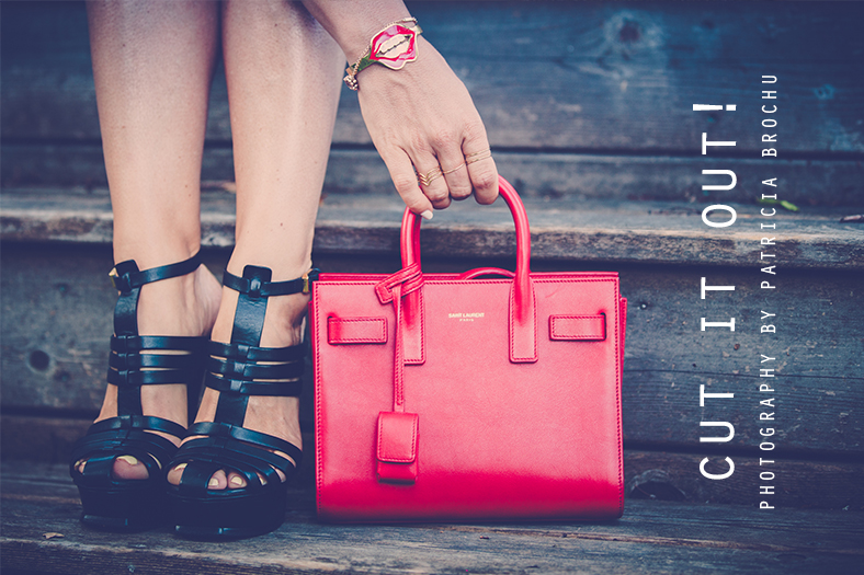 mademoiselle jules mlle cout it out saint laurent shoes bag purse caia jewel chiara ferragni new social class