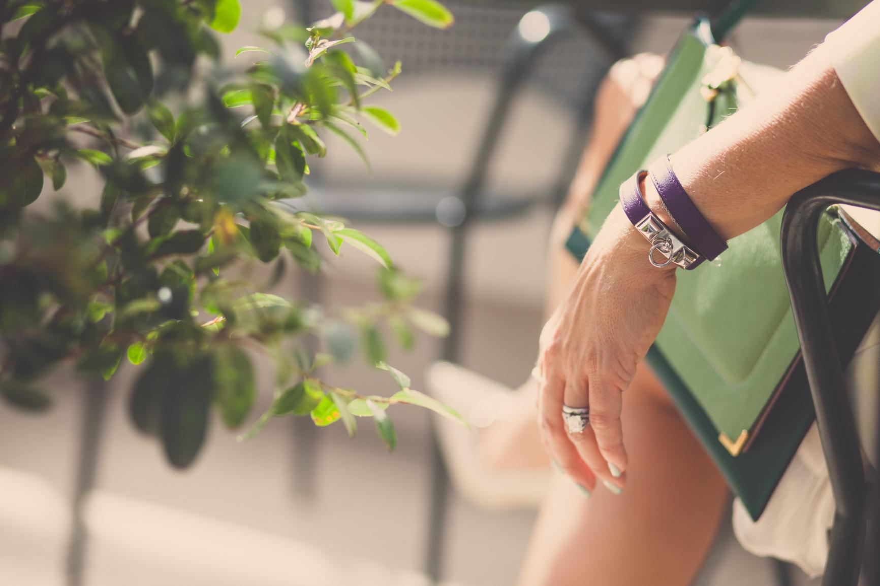 mademoiselle jules greehouse fashion trends blog hermes chloe barcelet bag