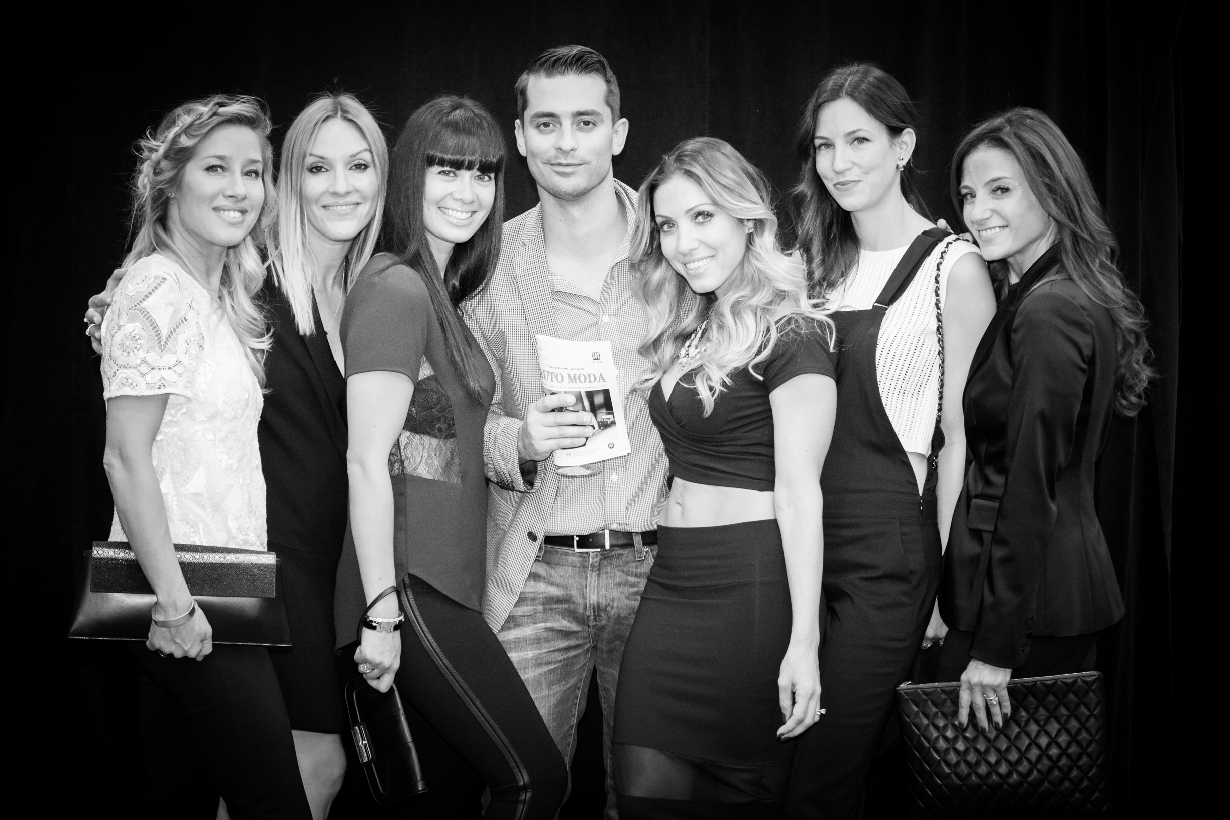 My crew with Phil Leithead, owner at Tux Productions and sponsor of the event.