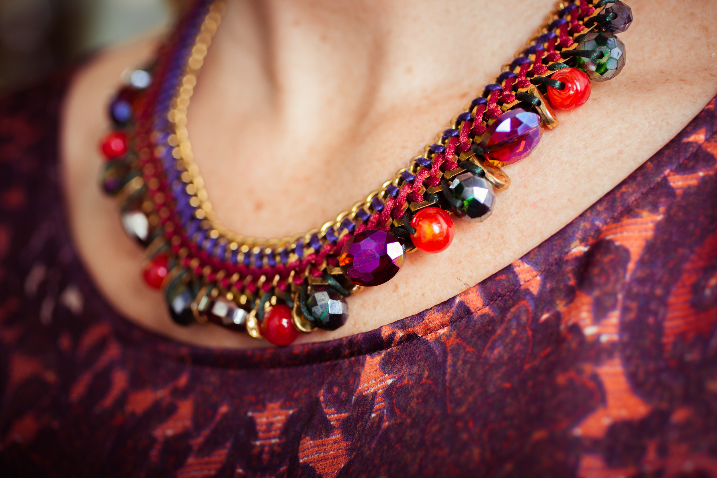 mademoiselle jules necklace axara paris fashion blod trends
